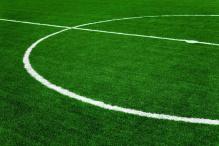 Спортивный рулонный газон
